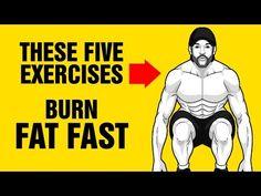 5 Unusual Exercises That Burn Fat Like Crazy - SixPackFactory
