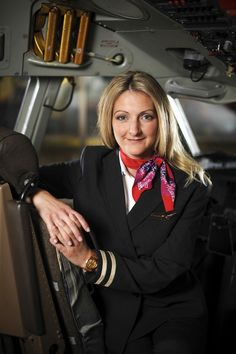 Female pilot uniform - The Virgin Atlantic Blog