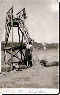 Küçüksu plajı - 1953