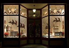 Visual merchandising is an art for retailers. This is a story of how Pufferbellies used their holiday windows to give back to their local community.