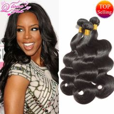 8a Brazilian Body Wave 3/4 PCS Queen Love Hair Brazilian Virgin Hair Body Wave brazilian hair weave bundles Human Hair Bundles * Detailed information can be found by clicking on the image