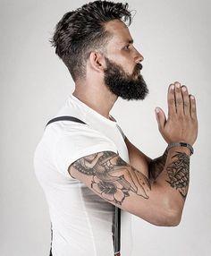 Namaste beard