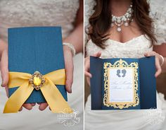 WeddingBlvd: Disney Wedding: Beauty & The Beast