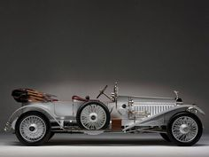 1921 Rolls Royce Silver Ghost - Wow, what a ride that would be!