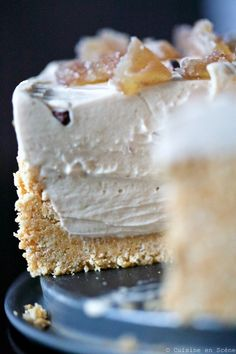 Cheesecake marrons 18