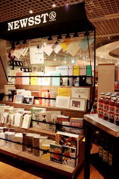NEWSST&Premium at The Conran Shop Shinjuku | 2014.7.17~