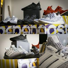 Adidas ultraboost collection.