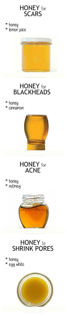 HONEY ACNE REMEDY Nutmeg has incredible astringent, antibacterial, and anti inflammatory properties, making it an awesome choice for people with acne. Mix 1/2 tsp of nutmeg with 2 tbsp of honey and use it as a face mask or just dab a small amount of honey as a spot treatment and lave it on overnight. The …