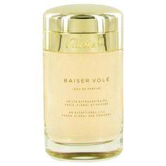 Baiser Vole by Cartier Eau De Parfum Spray (Tester) 3.4 oz - Natural Peach naturalpeach.com