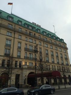 Kempinski Hotel Adlon Berlin Germany