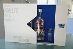 Absolut vodka Forum :: Absolut cases, boxes and packaging