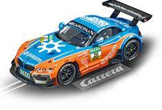 """BMW Z4 GT3 """"Schubert Motorsport No.20"""", Blancpain 2014 - Neuheiten - Carrera Autorennbahnen"""