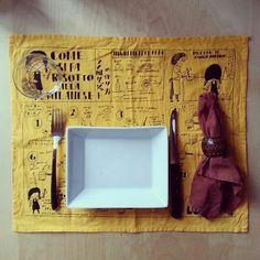 le tovagliette di Yocci  - Yoshiko Nada - per Corraini
