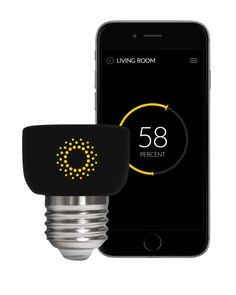 The Emberlight device lets you Wi-Fi enable any existing socket, then control it remotely via app. $49. emberlight.co