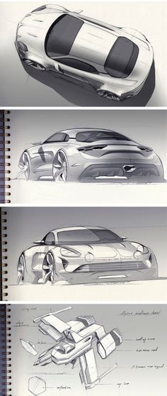 DIDO: few sketches...ALPINE