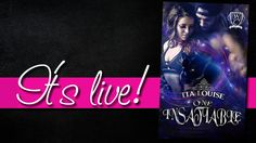 Smut and Bon Bons - Blitz: One Insatiable by Tia Louise