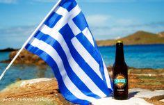 901940_519362171440382_332557056_o Greek, Drinks, Beer, Drinking, Beverages, Greek Language, Drink, Greece, Beverage