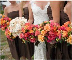 OMG. my dream fall wedding colors :)