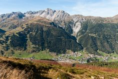 Kapall and Schöngraben from Alpen Rosen Weg (Rendl) Ski Club, Ski Racing, Mountain S, Skiing, Nature, Inspiration, Trench, Alps, Nice Asses