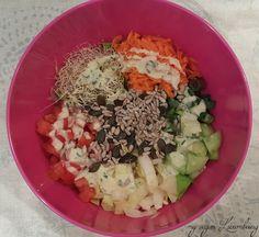 dieser bunt gemischte salat von dani sieht auch einfach toll aus, oder?!