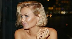 This photo of Lara Bingle's new haircut will make you want a chop too