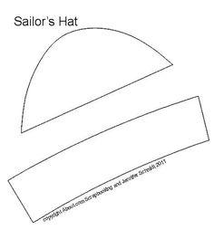 Sailor Hat for Dani w/ Pusheen!