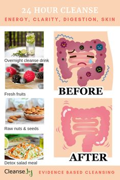 The Overnight Colon Cleanse Recipe The famous one day cleanse is a fast instant effective and safe natural plan designed to help your body cleanse and detox in 24 hours. 1 Tag Detox, Easy Detox Cleanse, Natural Detox Cleanse, Healthy Cleanse, Natural Detox Drinks, Colon Cleanse Recipes, Intestine Detox Cleanse, At Home Cleanse, Quick Detox