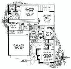 Casa 3 quartos, garagem e escritorio