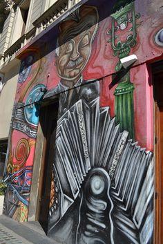Street Art, Buenos Aires, Argentina @MisteriosaBsAs