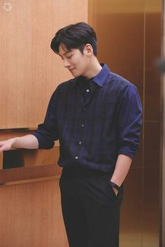 Ji Chang Wook in the _Melt Me Softly_ 2019 as Ma Dong Chan Ji Chang Wook Healer, Ji Chang Wook Smile, Park Hae Jin, Park Seo Joon, Asian Actors, Korean Actors, Ji Chang Wook Photoshoot, Dramas, Song Joong