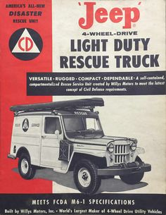 Vintage Jeep, Vintage Trucks, Vintage Ads, Jeep Wrangler Renegade, 1999 Jeep Wrangler, Jeep Pickup, Jeep 4x4, Jeep Truck, Jeep Concept