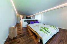 Zimmerbeleuchtung - realisiert durch die IMMER AG Lux-Manufaktur Bed, Design, Furniture, Home Decor, Lighting, Decoration Home, Stream Bed, Room Decor