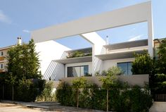 Twin Houses in Halandri, Athens by MOB Architects