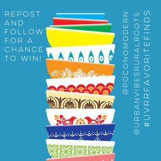 Official Rules: Repost and Follow for a Chance to Win with Pocono Modern! — Urban Vibes Rural Roots