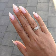 Most Looking For 2018 Ombre Nail Colors Find The Best . - Most Looking For 2018 Ombre Nail Colors Find The Best Happy Day Most Popular 2018 Ombre Nail Polish - Ombre Nail Polish, Light Pink Nail Polish, Ombre Nail Colors, Polish Nails, Light Nails, Hair Colors, Gel Ombre Nails, Fake Gel Nails, Light Pink Acrylic Nails