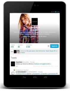 Class Life | activación Twitter. community management + contenidos + creatividad. www.twitter.com/classlifeok