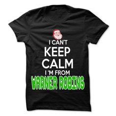 nice Keep Calm Warner Robins... Christmas Time - 99 Cool City Shirt ! - Best price