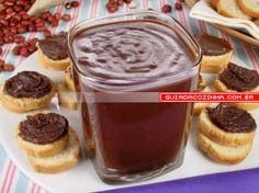 Receita de Nutella® caseira
