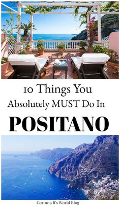 10 Things You Absolutely MUST Do In Positano, TRAVEL, 10 Things You Absolutely MUST Do In Positano. Positano is one of the prettiest towns along the Amalfi Coast, tiny, picturesque and madly chic. Here ar. Italy Honeymoon, Italy Vacation, Italy Trip, Italy Tours, Almafi Coast Italy, Positano Italy, Sorrento Italy, Capri Italy, Naples Italy