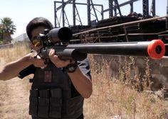 Evike [The Gun Corner]: A&K M24 Sniper Rifle
