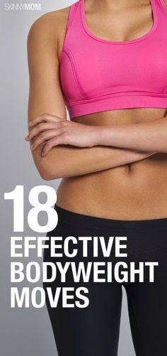 18 Effective Bodyweight Moves | Medi Villas