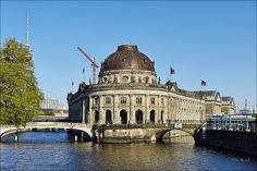Museumsinsel mit Bode-Museum