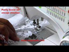 CURSO DE ROPA INTIMA (lencería intima, ropa interior) Video No. 6 - YouTube