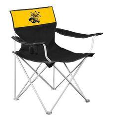 Logo Chair Wichita State University Canvas Chair