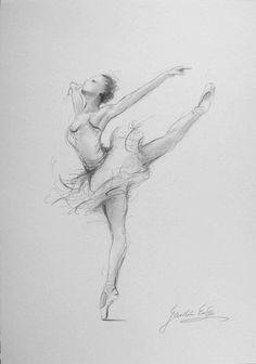 BALLERINA by Ewa Gawlik.