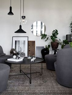 Minimalist Living Room Ideas - Find your favored Minimal living-room pictures below. Check out images of inspiring Minimalist living room style concepts to create your ideal residence. Living Room Remodel, Living Room Paint, Home Living Room, Interior Design Living Room, Living Room Decor, Living Spaces, Interior Decorating, Living Room Inspiration, Interior Inspiration
