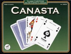 Loved playing Canasta