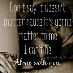 Alone With You - Jake Owen