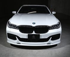 G11 | G12 3D Design | front splitter | Paintable | | BMW & Mini | MStyle | Styling & Performance