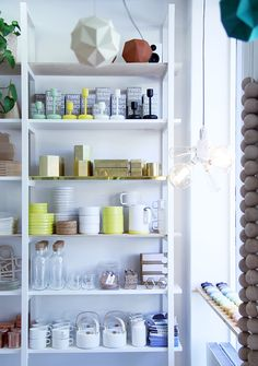 Mimmi Staaf Möbelmakeri | Stockholm Visit Stockholm, Modern Materials, Bathroom Medicine Cabinet, Innovation, Shops, Retail, Yellow, Storage, Diy